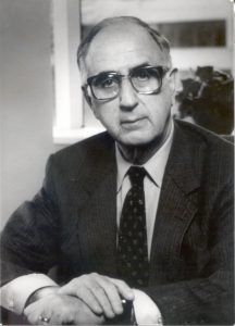photo of Lester Wolfson