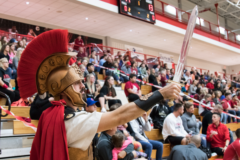 IU South Bend athletics mascot